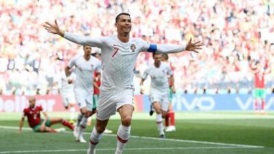 Cristiano Ronaldo y Lukaku lideran los goleadores del Mundial