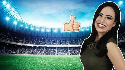 El golazo más grande para las mujeres en el fútbol lo logró Iris Cisneros
