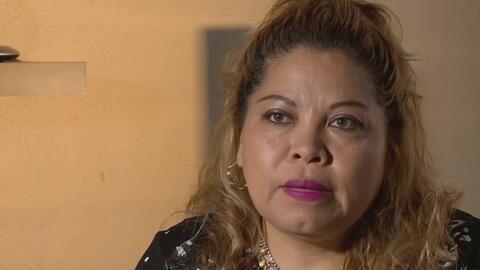 Una mujer que casi pierde su casa por un fraude inmobiliario dice que hay muchos hispanos con el mismo problema en Texas