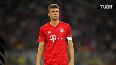 Thomas Müller se quiere ir del Bayern Munich