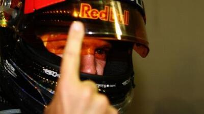 Vettel ganó un accidentado GP de Singapur 2012