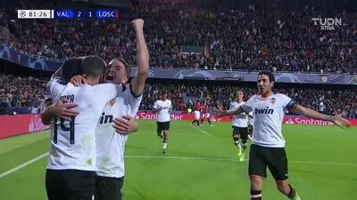 Autogol de Soumaoro y el Valencia ya le dio la vuelta