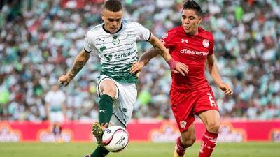 Santos vs. Toluca: Live, TV Channel, Live Stream Liga MX Final