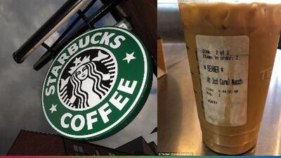 """""""Frijolero"""", así le llaman a un cliente hispano en Starbucks de Los Ángeles"""