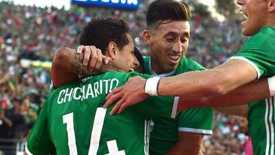"""Revive el gol del """"Chicharito"""" Hernández desde un ángulo diferente"""