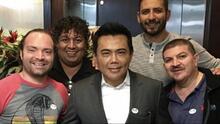"""""""El Carita es el que más tiempo lleva conmigo"""": Raúl Brindis recuerda cómo comenzó a trabajar con sus compañeros"""