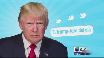 El Trump-iezo del día: ¿Los estadounidenses le creen más a CNN que al presidente?