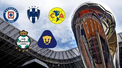 Los cinco clasificados que dejó la J16 y los cinco equipos que pelearán por tres cupos en la J17