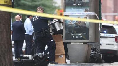 El hallazgo de tres ollas arroceras en varias zonas de Nueva York causó pánico y evacuaciones