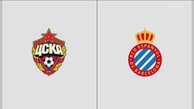 CSKA Moscú 0-2 Espanyol – Goles y Resumen – Grupo H – Europa League