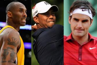 Los 50 atletas mejor pagados del mundo