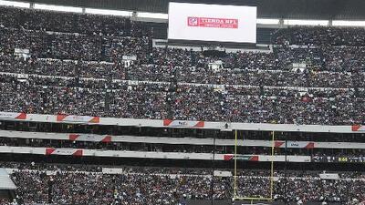 Definidas fechas de venta y costo de los boletos par el juego de NFL entre Chiefs y Chargers, en México