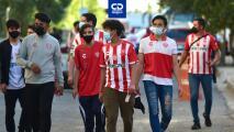 Equipos mexicanos que han reabierto sus estadios a la afición
