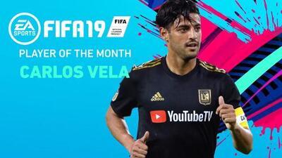 Ninguno como 'cracklitos': Carlos Vela es nombrado Jugador del Mes en la MLS