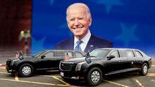 Los increíbles carros presidenciales de Estados Unidos y su historia