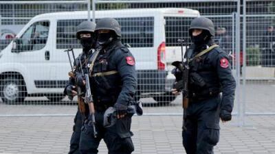 La Policía desmontó ataque del Estado Islámico contra la selección de fútbol de Israel