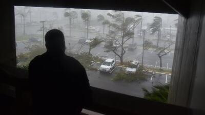 Huracán María: Mucha incertidumbre ante la falta de comunicación con Puerto Rico
