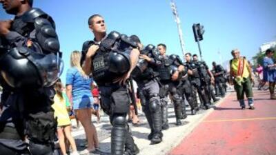 Desplegarán el mayor operativo de seguridad en la historia de Río de Janeiro