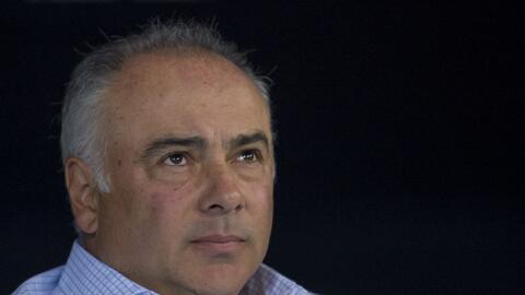 """Memo Vázquez no se calla: """"Se vio cargado el arbitraje en nuestra contra"""""""