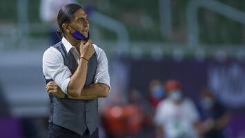 "Palencia sobre Sanvezzo: ""Todavía no está a tope"""