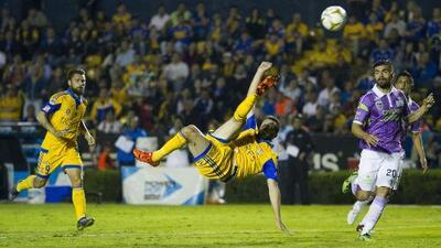 ¡Rugidos de goleador! 10 golazos de André-Pierre Gignac con Tigres