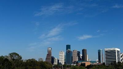 A Houston le espera una mañana soleada y con cielos parcialmente nublados