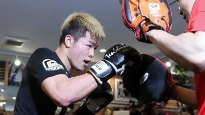 Tenshin Nasukawa, el prodigio japonés que desafía a Mayweather