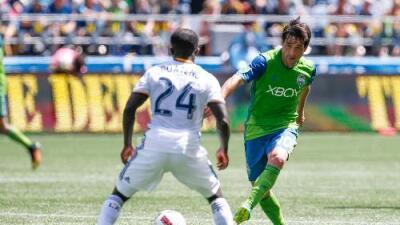 Nicolás Lodeiro jugará su primer Clásico de Cascadia en el Seattle vs Portland
