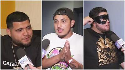 Varios artistas del regional mexicano le cantan a la marihuana en el 'Smoke me out tour' en Los Ángeles