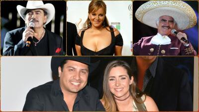 Estos cantantes de música regional mexicana han actuado en telenovelas