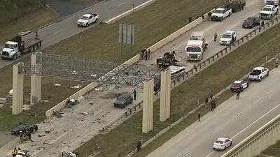 Conductor que protagonizó mortal accidente en la autopista 99 de Houston al parecer sufre de convulsiones