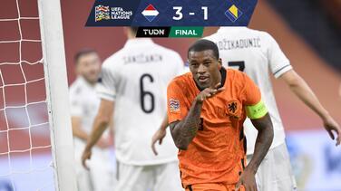 Holanda hace la tarea y debe esperar al Italia-Polonia