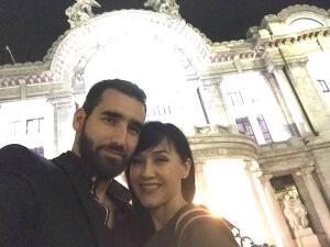 Susana Zabaleta presume a su novio 15 años menor que ella