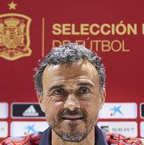 Luis Enrique vuelve al mando de España