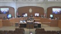 Autoridades de San Antonio hablan sobre el plan para reabrir las cortes del condado el 15 de junio