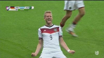 Alemania y Francia están en cuartos de final