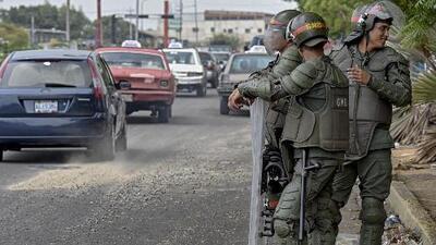 Saqueos en Venezuela movilizan a la policía