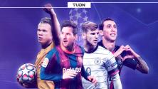 La Juventus de CR7 y el Barça de Messi, en acción este martes