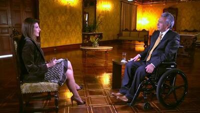 ¿Se imagina el presidente Lenín Moreno al expresidente Rafael Correa tras las rejas?