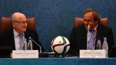 """Romario: 'Blatter y Platini son de la """"misma escuela""""'"""