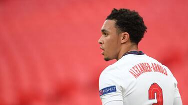 Dura baja: Inglaterra pierde a Trent Alexander-Arnold para la Eurocopa