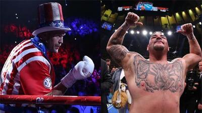 """Tyson Fury: """"Solo necesito una mano para vencer a Andy Ruiz Jr"""""""