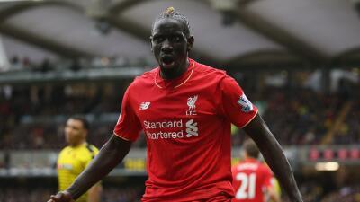 UEFA sanciona por dopaje al jugador del Liverpool Mamadou Sakho