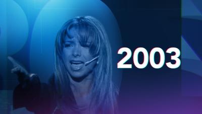 Los 15 años de Premio lo Nuestro (ahora sin Celia): estos fueron los momentos más emotivos de la entrega en 2003