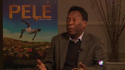 """Pelé: """"Brasil tiene a Neymar y Argentina a Messi, pero no hay otros nombres"""""""