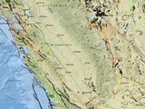Estas son las fallas geológicas sobre las cuales viven los habitantes del Valle Central de California