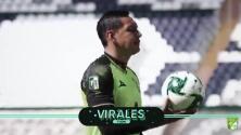 León motiva a Rodolfo Cota para la vuelta ante Chivas