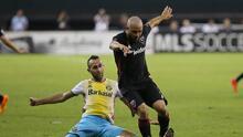 D.C. United pasa por encima del Crew con un 3-0 inapelable