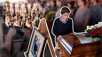 Así fue el conmovedor homenaje para los integrantes de 'La Trilladora', fallecidos en un terrible accidente