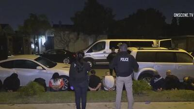 Operativo policial contra el juego ilegal y la venta de drogas deja a 27 personas arrestadas en Westminster
